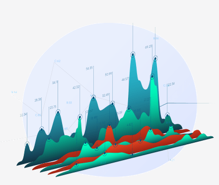 Visualización de datos gráfico